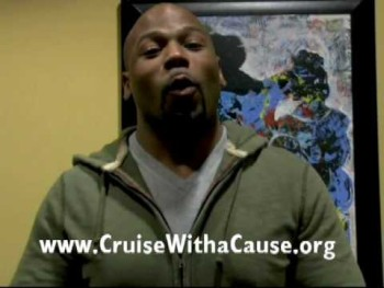 Anthony Evans invites you on Cruise with a Cause 2011