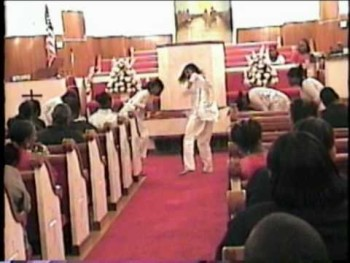 Praise Dancers & Mimes, 'When You've Been Blessed'