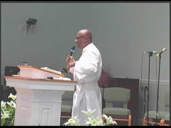 "Pastor James Hudson ""Can I Be The Problem"""