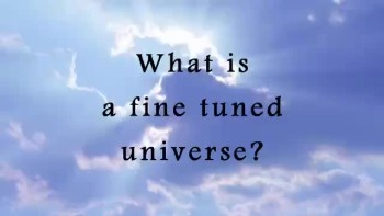 What is a fine tuned universe?