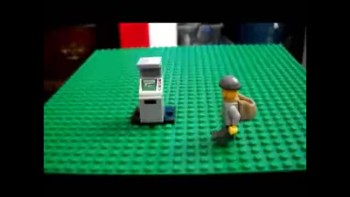 Lego ATM Robbery