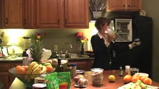 TLC - Daniel Fast Food Tips 01 (Part 1 of 2)