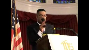 SPECIAL GUEST PREACHER: PASTOR TERRENCE PORTER