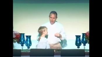 Braydon Weber's Baptism