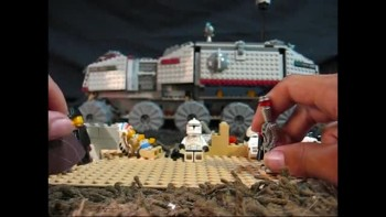 Lego Star Wars Episode II: Achan