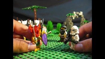 Lego Star Wars Episode III: Samson