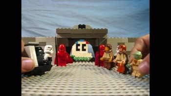 Lego Star Wars Episode IV: Shadrach Meshach and Abednego