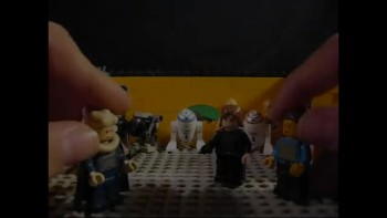 Lego Star Wars Episode V: Christ's Birth