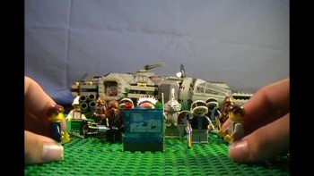 Lego Star Wars Episode XXIV: Abraham 1