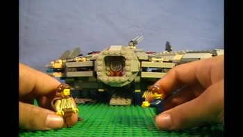 Lego Star Wars Episode XXV: Abraham 2