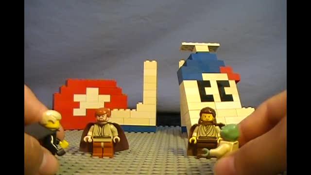 Lego Star Wars Episode XXVIII: Daniel
