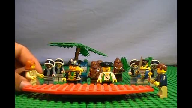 Lego Star Wars Episode XXIX: Jephthah