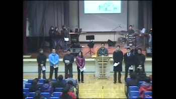 Kei To Mongkok Church Sunday Service 2011.01.16 part 4/4