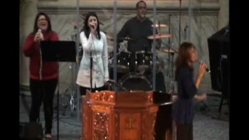 Trinity Church Worship 1-9-11 Part-4