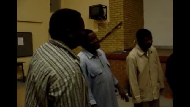 Mukhanyo student choir