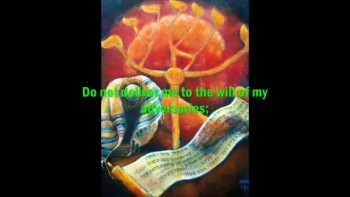 "Psalm 27 - Trust & Deliverance - ""The LORD is my light . . . ; Whom shall I fear?"""