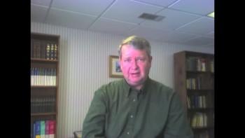Joe Lee, pastor of Hilltop Baptist Church in Indiana, Pa