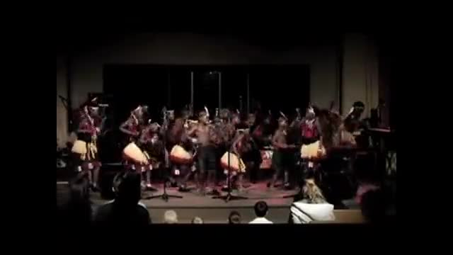 Asante Choir - Hark! The Herald Angels Sing