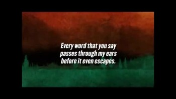 August Burns Red - The Escape Artist (Slideshow With Lyrics)