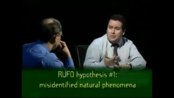 The rUFO Hypothesis - 2/12