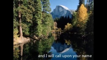 Worship Song by Pete Stewart (Music Video with Lyrics)