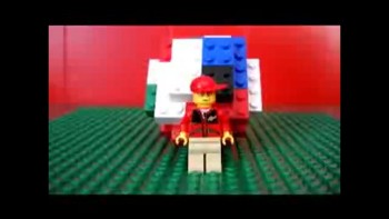 Lego Boulder of Doom (Lego Version)