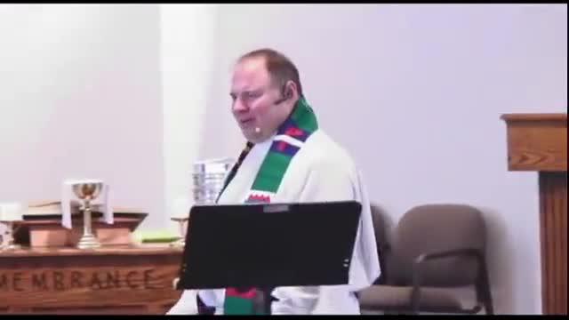 Pastor Jamie Strickler