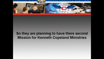 Kenneth Copeland Ministries After A Successful Mission