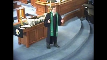 Sermon Jan. 23rd, 2011