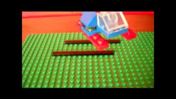 Lego tobyMac Jesus Freak Music Video