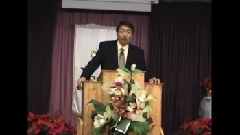 Pastor Preaching - January 02, 2011