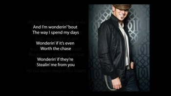 TobyMac - Wonderin' (Slideshow With Lyrics)