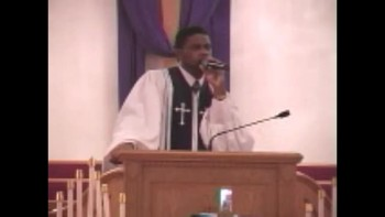 """Seek Ye First the Kingdom Of God"", Matt.6:31,Pastor, Dr. Bernard Winchester, Jr."