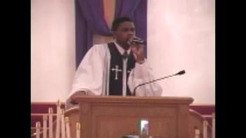 """""""Seek Ye First the Kingdom Of God"""", Matt.6:31,Pastor, Dr. Bernard Winchester, Jr."""