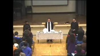 Kei To Mongkok Church Sunday Service 2011.01.23 part 4/4