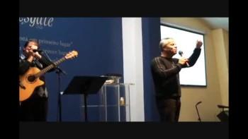 Paulo e pastor Jose Carlos