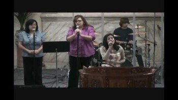 Trinity Church Worship (Spanish) 1-23-11 Part-4