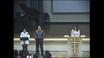 Kei To Mongkok Church Sunday Service 2011.01.30 part 1/4