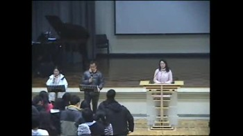 Kei To Mongkok Church Sunday Service 2011.01.30 part 3/4