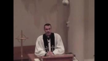 Sermon 01/09/2011 - Pastor Dennis ELC of Waynesboro, Pa