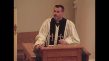 Sermon 01/16/2011 - Pastor Dennis ELC of Waynesboro, Pa
