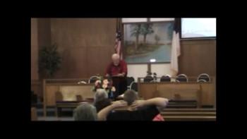 Pastor Dennis Phariss