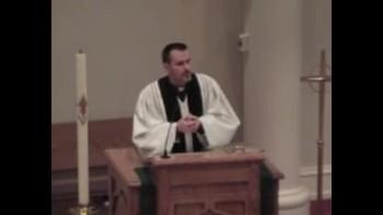 Sermon 01/23/2011 - Pastor Dennis ELC of Waynesboro, Pa