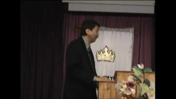 Pastor Preaching - January 16, 2011