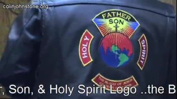 Father, Son, and Holy Spirit logo