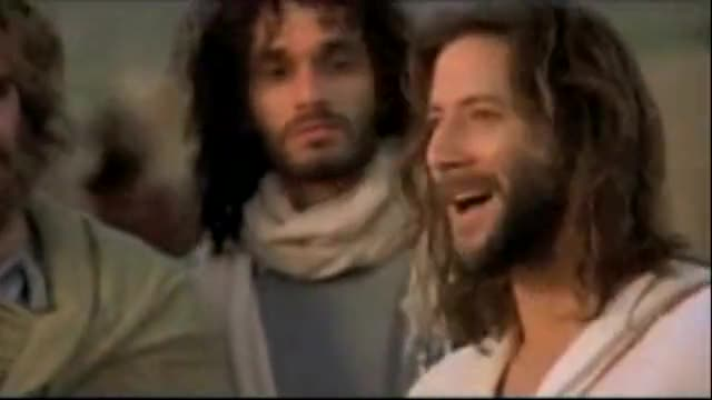 FFH Wholly To You, Gospel Of John Music Video