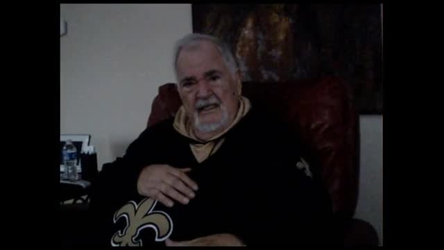 1-31-11 Bob Harrington The Chaplain of Bourbon Street pt7
