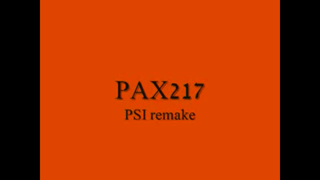 PAX217 It's Over