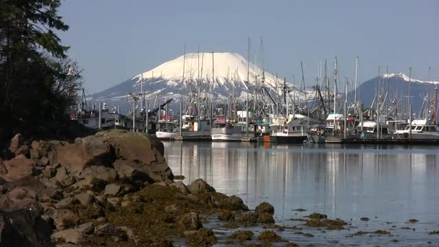 My Home Sitka Alaska