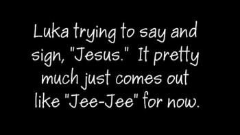 Jee-Jee Loves Me